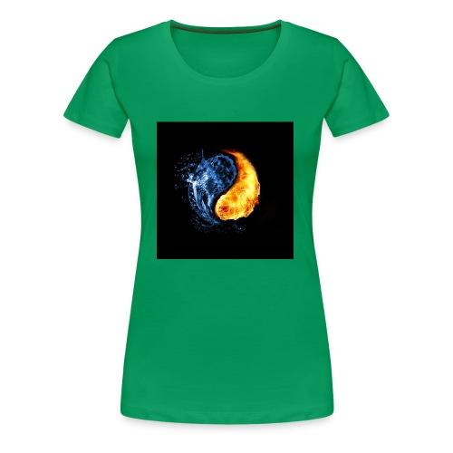 clem's - T-shirt Premium Femme