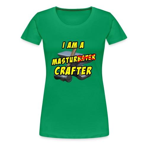 Master Crafter - Women's Premium T-Shirt