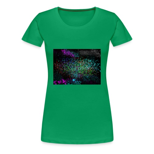 fateing paintball - Dame premium T-shirt