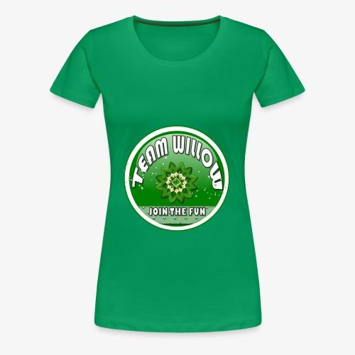 TEAM WILLOW - Women's Premium T-Shirt