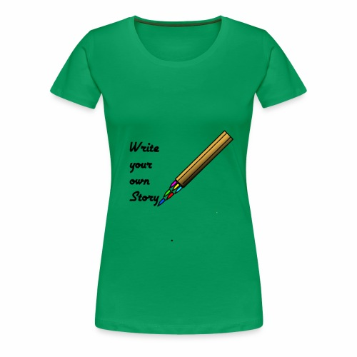 LifeStory - Frauen Premium T-Shirt
