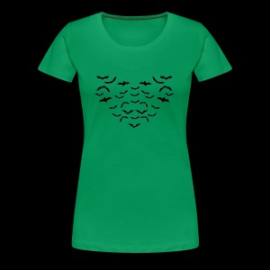 Bat Love - Women's Premium T-Shirt