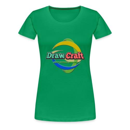 Tazza DrawCraft - Maglietta Premium da donna