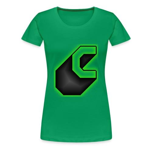 cooltext183647126996434 - Vrouwen Premium T-shirt