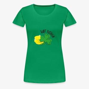 logo saint patrick - T-shirt Premium Femme