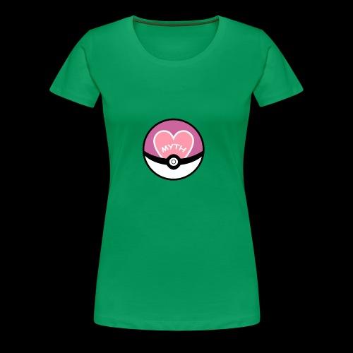 Myth ball - Women's Premium T-Shirt