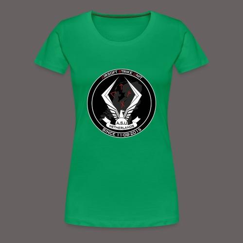 ASU - Vrouwen Premium T-shirt