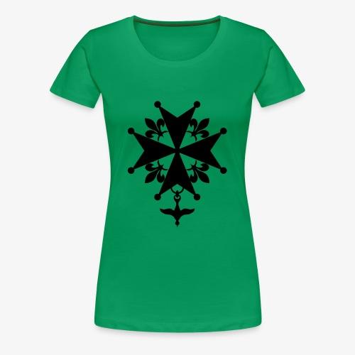 protestant - T-shirt Premium Femme