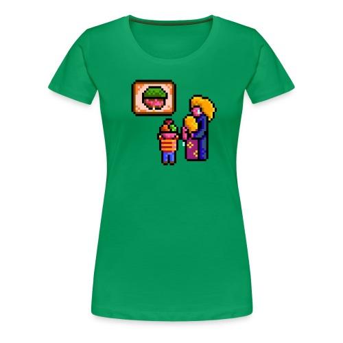 familycri - Premium T-skjorte for kvinner