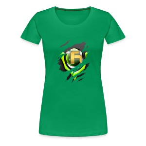 tobietube merch - Women's Premium T-Shirt