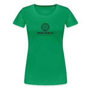 neuken black - Vrouwen Premium T-shirt