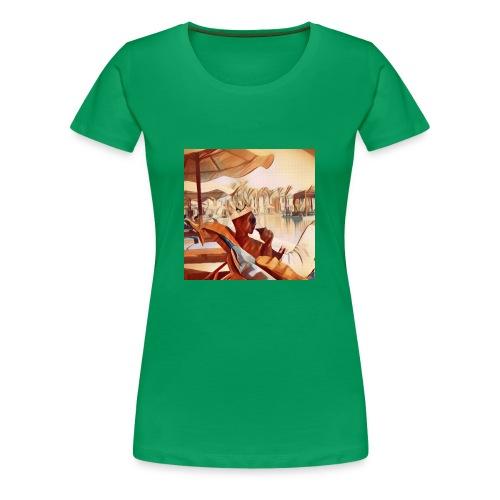 King Kunta - Premium T-skjorte for kvinner