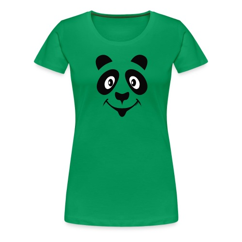 FP10-52 PANDA LOOK Textile and Gift Products - Naisten premium t-paita
