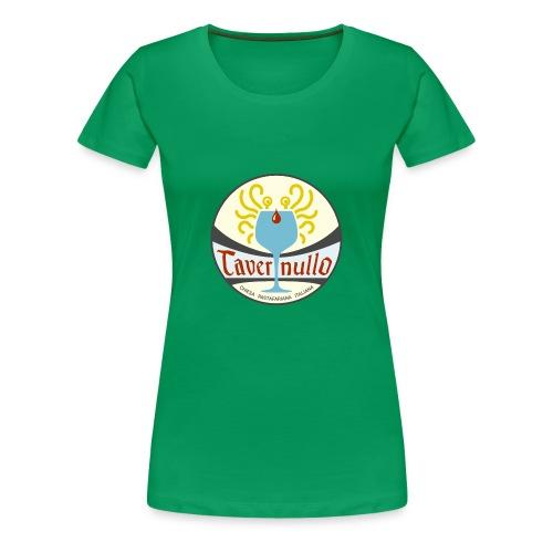 tavernullo - Maglietta Premium da donna