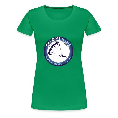 Naisten svetari - Naisten premium t-paita