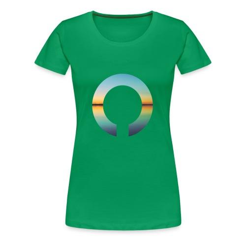 OVER - Original - Maglietta Premium da donna