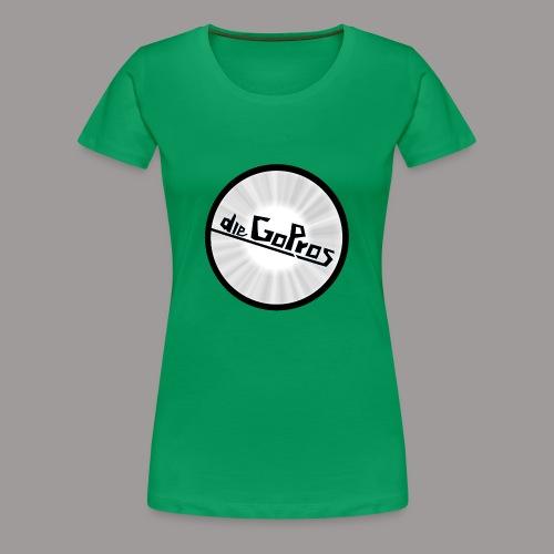 dieGoPros - Frauen Premium T-Shirt