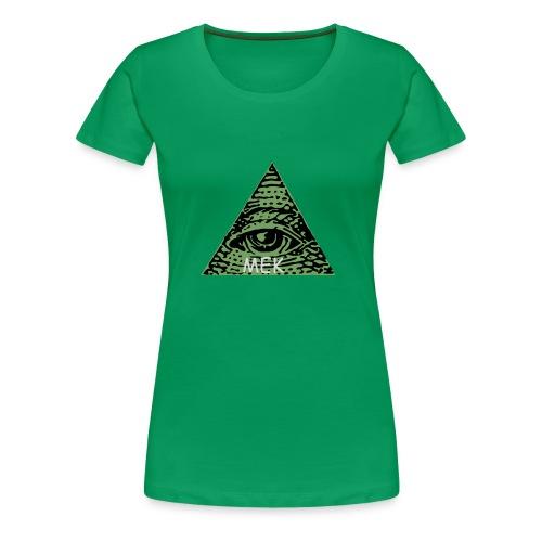 Mek - Vrouwen Premium T-shirt