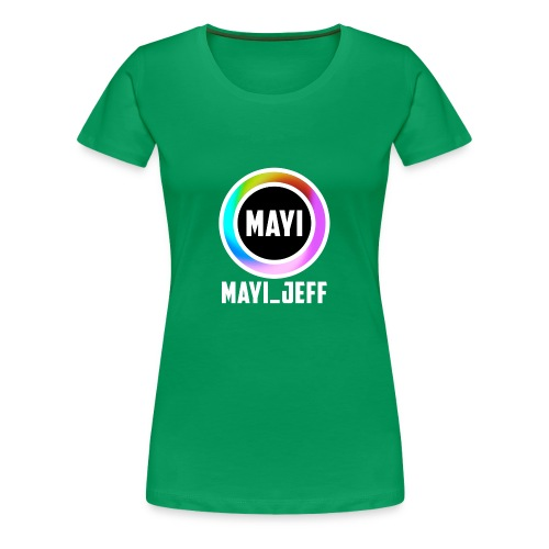 Mayi_Jeff - Men T-Shirt - Women's Premium T-Shirt