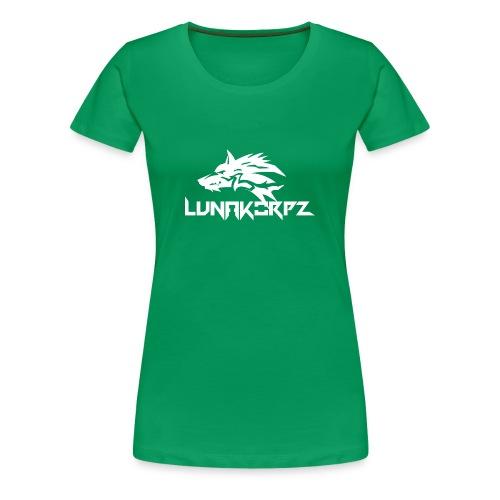luankorpz new ones - Vrouwen Premium T-shirt