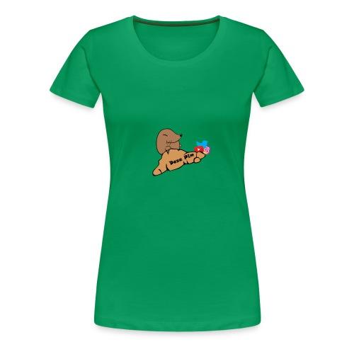 Deze Pim Kleding - Vrouwen Premium T-shirt