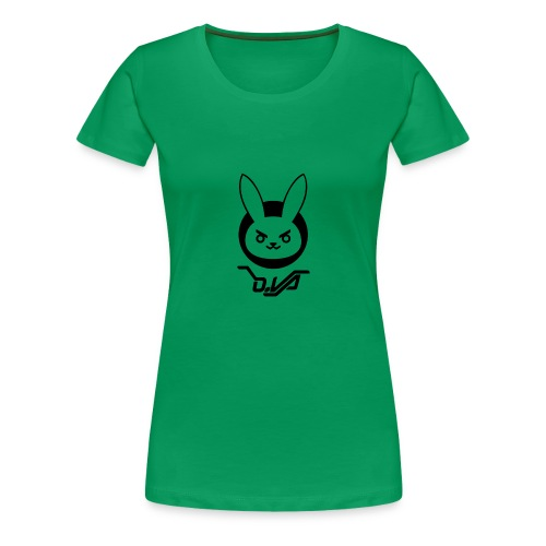 Logo_Dva - Women's Premium T-Shirt