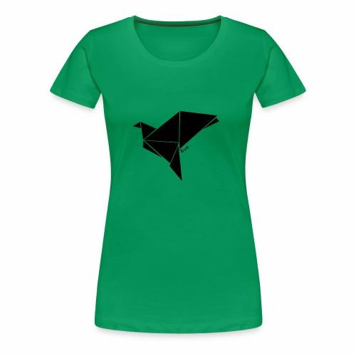 Origami - T-shirt Premium Femme