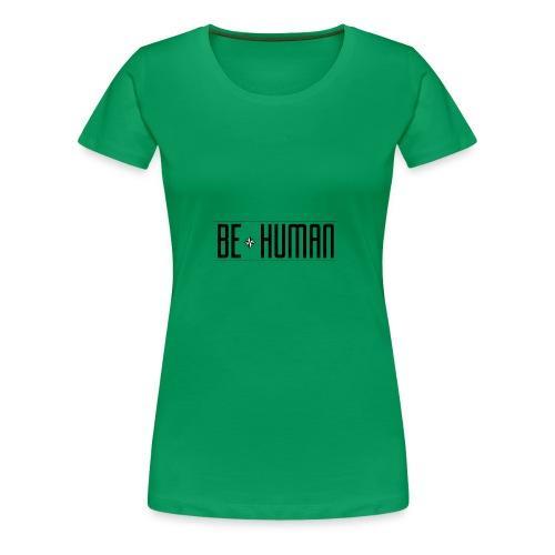 Logo tshirt2 - T-shirt Premium Femme