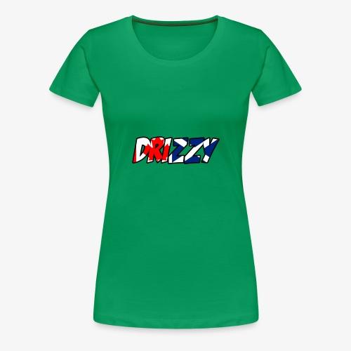 Scotland And Canada Drizzy Logo - Women's Premium T-Shirt