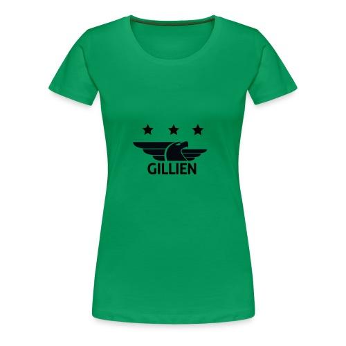 GILLIEN CASUAL WEAR - Premium T-skjorte for kvinner