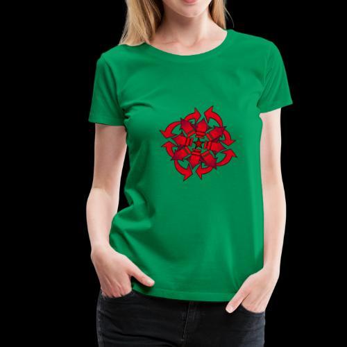 Chaos sphere - Women's Premium T-Shirt