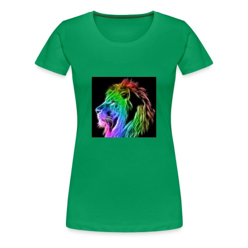 Sodrop lion - Vrouwen Premium T-shirt