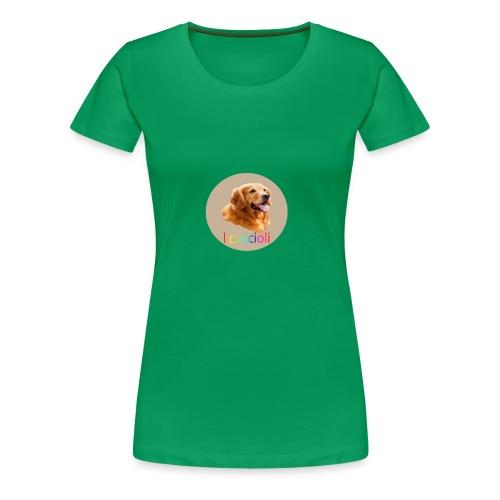 Magliette, felpe, gadget dei cuccioli! - Maglietta Premium da donna
