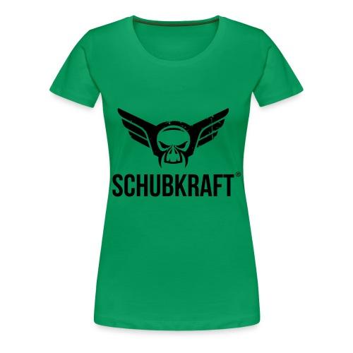 SCHUBKRAFT Merchandise - Frauen Premium T-Shirt