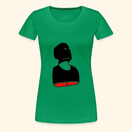 Meatman - T-shirt Premium Femme