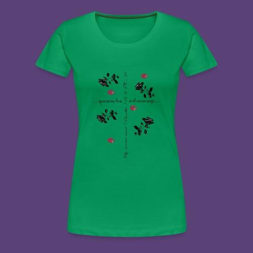 name_aint_barbie - Vrouwen Premium T-shirt