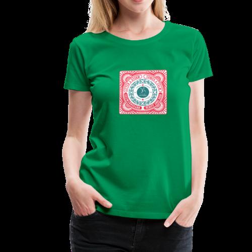 geweihbär Seemannsgarn 2 - Frauen Premium T-Shirt