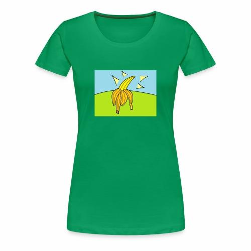 BanniBanaani - Naisten premium t-paita