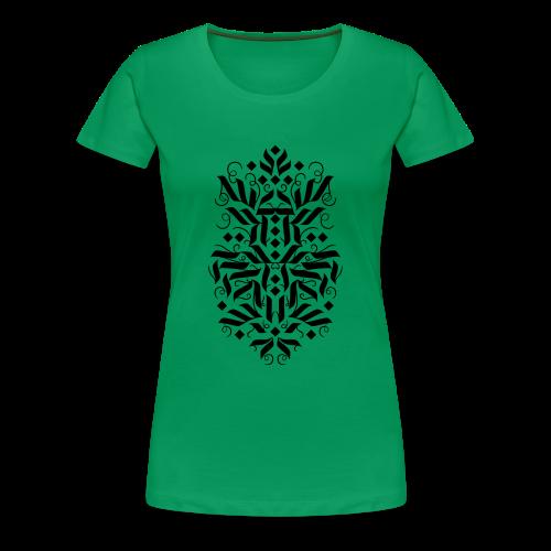 NACHWACHSEN - Frauen Premium T-Shirt