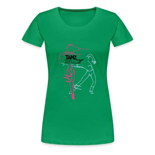 Tanzstudio Ben - Frauen Premium T-Shirt