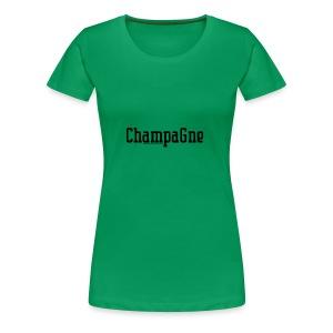 Des.Co - Women's Premium T-Shirt
