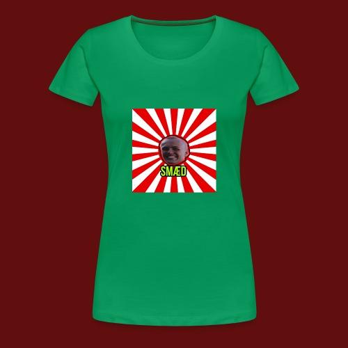 Limited Edition - Smæd T-shirt - Premium T-skjorte for kvinner