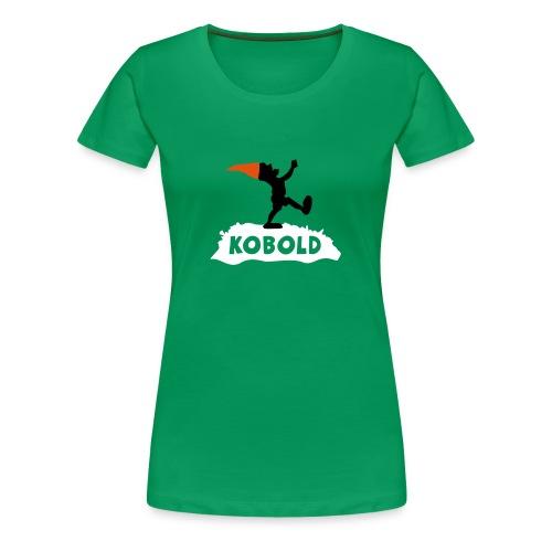 Kobold - Frauen Premium T-Shirt