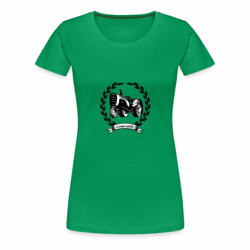 KonradSB - Koszulka damska Premium