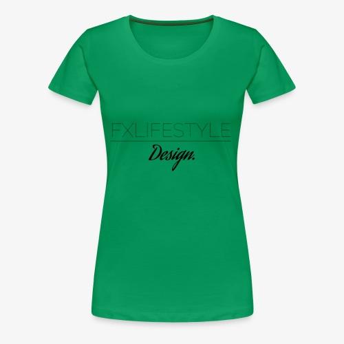 Logomakr 3jWJ0P - Women's Premium T-Shirt