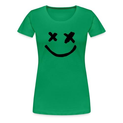 smile - Camiseta premium mujer