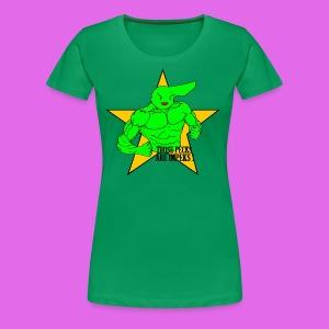 Super Zac - T-shirt Premium Femme
