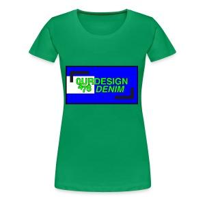 OD-ID: 003 - Women's Premium T-Shirt