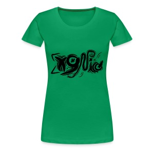x9nico (Dédicace) - Women's Premium T-Shirt