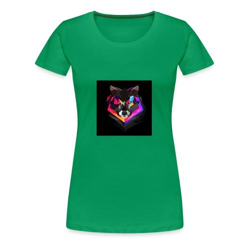 Akrix t-shirt official - T-shirt Premium Femme